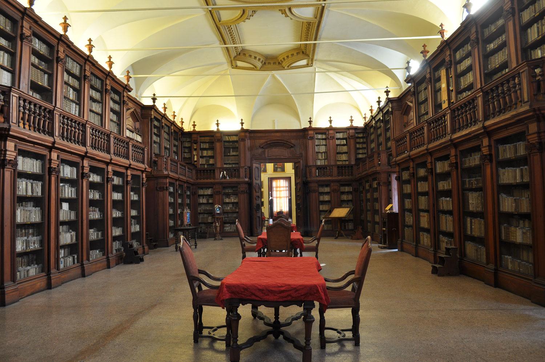 Sala Rossa della Biblioteca del Seminario Vescovile di Padova