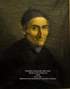 Eugenio Guglielmi - Ritratto di Andrea Coi (1836)