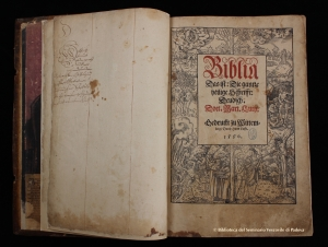 Bibbia_1556_Frontespizio